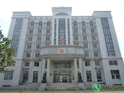 南宁市江南区检察院办公楼