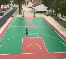 地坪漆工程